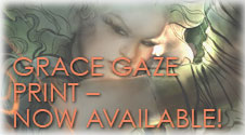 Grace Gaze print now available