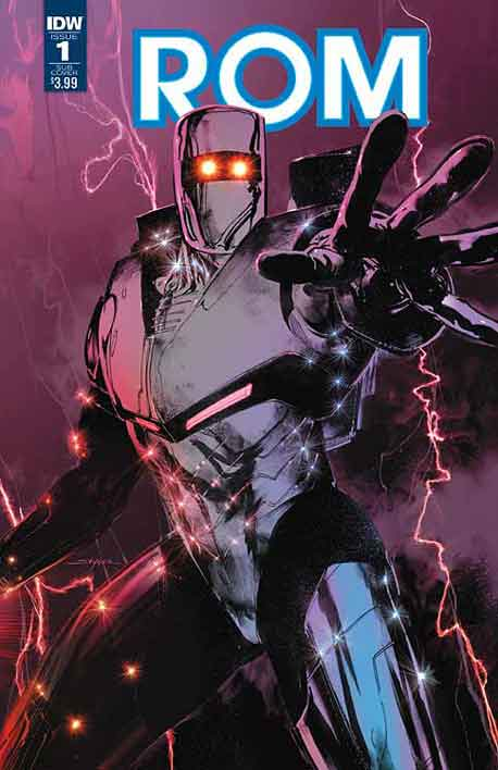 Rom #1 Sayger exclusiver cover