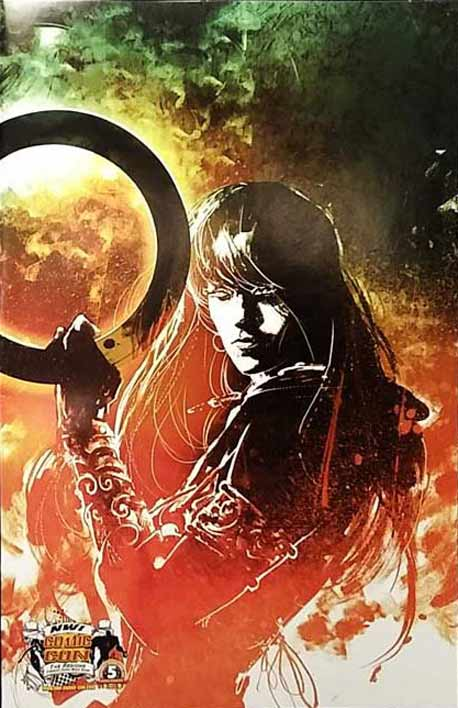 Xena 1B Sayger exclusiver cover